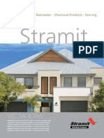 Vic Roofing Walling Rainwater Structural Products and Fencing Brochure