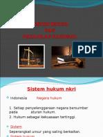 Sistem hukum Indonesia (PKn).ppt