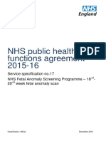 No17 NHS Fetal Anomaly Screening