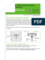 Acute Pelvic Inflammatory Disease Pid