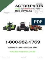 Big Tractor Parts 2008 Catalog