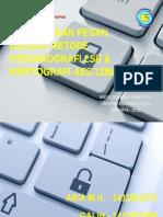 Presentasi Pengamanan Pesan Dengan Metode Steganografi Lsb & Kriptografi