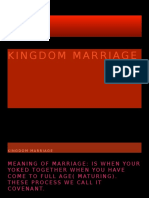 Kingdom Marriage%28 Seed Part One%29