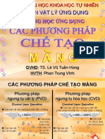 Cac Phuong Phap Che Tao Mang