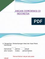 Bab 3 Perkembangan Demokrasi Di Indonesia