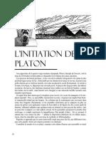 Initiation de Platon Par Marconi