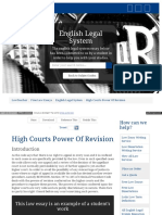 Www Lawteacher Net Free Law Essays English Legal System High