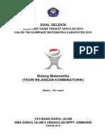 2. Soal Tes II- Siswa- Fix-Cover