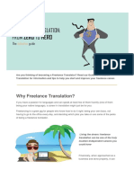 The Complete Guide to Freelance Translation