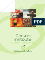 Gerson Institute Brochure3-12