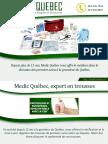 Trousses de premiers soins à Québec