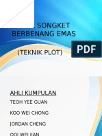 Novel Songket Berbenang Emas Teknik Plot 5sa3 1