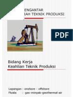 Pengantar Teknik Produksi