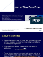 Clinical Impact of New Data From CROI 2016