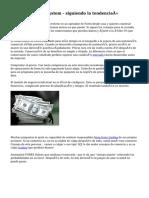 «Forex Trading System - siguiendo la tendencia»