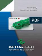 Heavy Duty Actuator_brochure