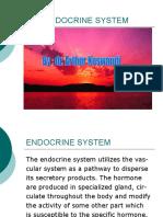 (4)(Histo)Endocrine System