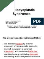 Meylodysplatic Syndrome