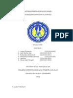 laporan klasifikasi MH