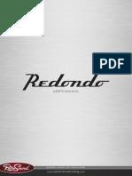 RetroSound Redondo manual