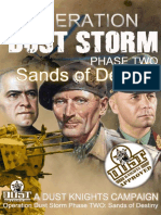 Sands of Destiny Campaign Pack