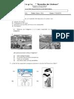 Diagnostica de Historia 2016.