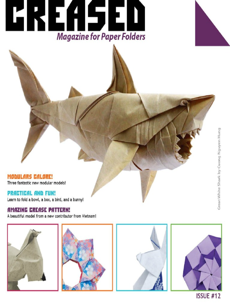 DOWNLOAD PDF] Origami Animal Sculpture: Paper Folding Inspired by ... | 1024x768