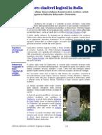 Ultime Dimore. Cimiteri Inglesi in Italia