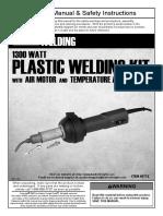 Plastic Welding Manual