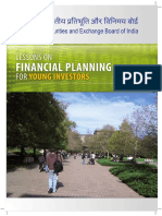 Lessons on Financial Planning for Young Investors - SEBI