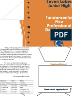 fundamental five booklet