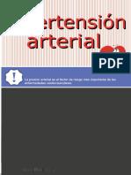 Folleto sobre la hipertensión