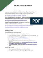 Guia Para Instalarse y Vivir en Francia