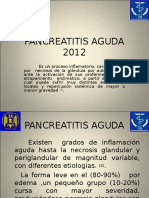 14. Pancreatitis Grave