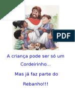 169166650 Aulas Criativas Para Escolinha Biblica Infantil EBI Apostila