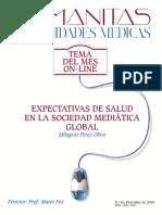 Perez-Oliva_Milagros-Expectativas Salud Sociedad Mediatica Global-Humanitas2009