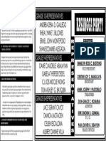 Platforms - Kasangga Party