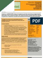CERP FactSheet 041410
