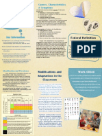 deafblindness brochure