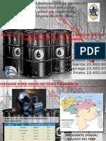 Analisis de La Estructura de Costos Del Precio Del Petroleo