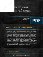 How Jit Works and pull push system
