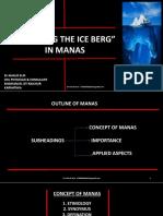 MANAS - Dr KHALID B.M