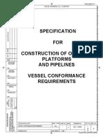 De-119959 Vesbsel Conformance Requirements