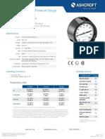 datasheet for portfolio
