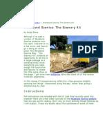 Woodland Scenics' The Scenery Kit