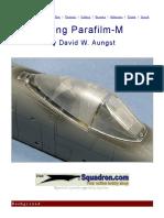Using Parafilm M