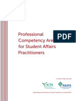 student affairs professional competencies  4