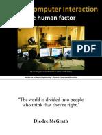 Hci02 HumanFactor Users