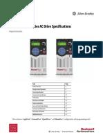 E PowerFlex 520 Series AC Drive