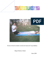 yoga tay